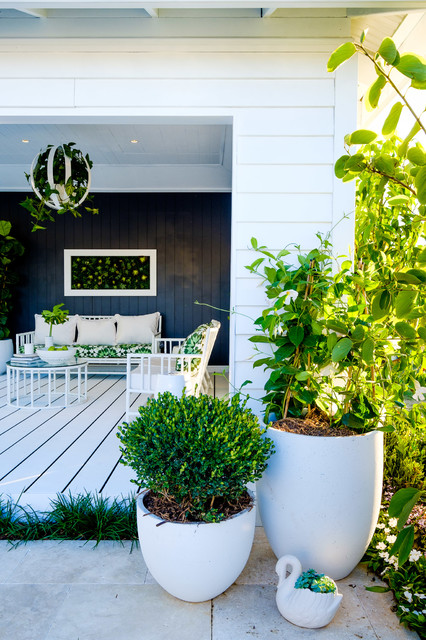 How To Create A Hamptons Style Garden Houzz