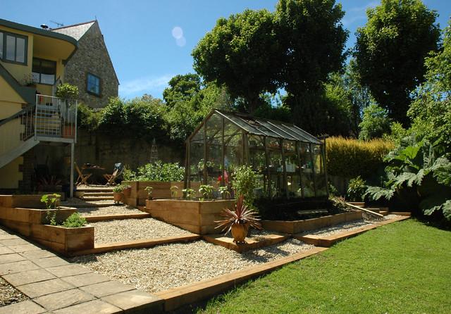 Portfolio Transitional Garden Dorset By Alice
