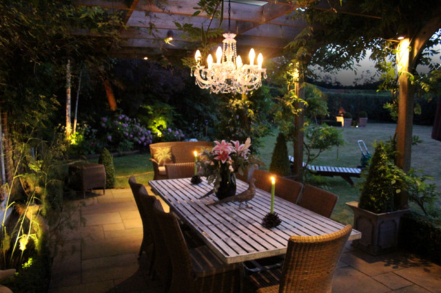 Private House Surrey Country Garden Surrey By