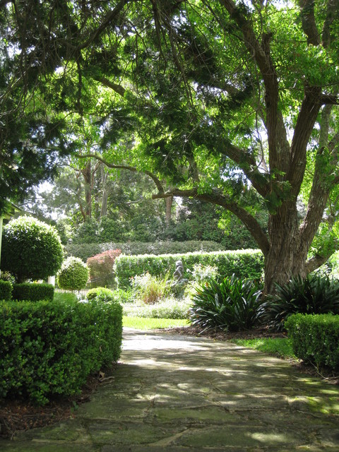 Pymble Project traditional landscape