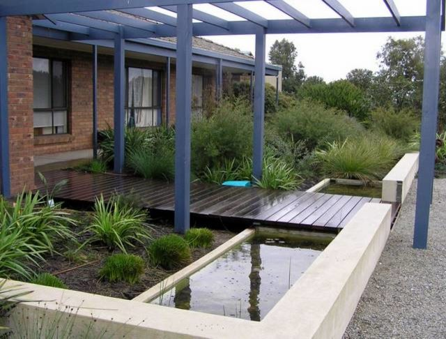 Residential work for Residential landscape architects melbourne