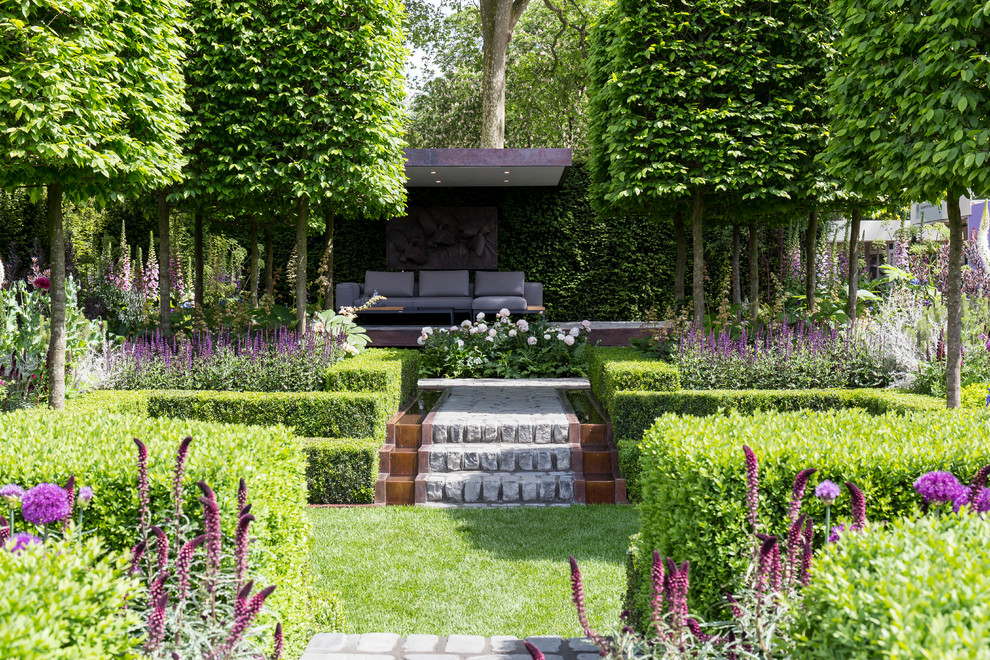 This is an example of a landscaping in London.