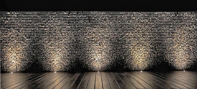 Rockweld Feature Wall Lighting Modern Landscape