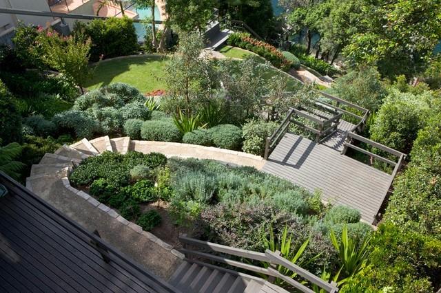 Seaforth landscape modern landscape sydney by for Landscaping sydney