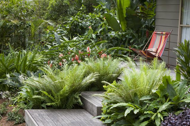 Secret Gardens Of Sydney Tropical Landscape Sydney By