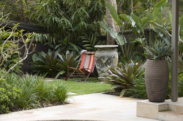 secret gardens of sydney - tropical - garden - sydney