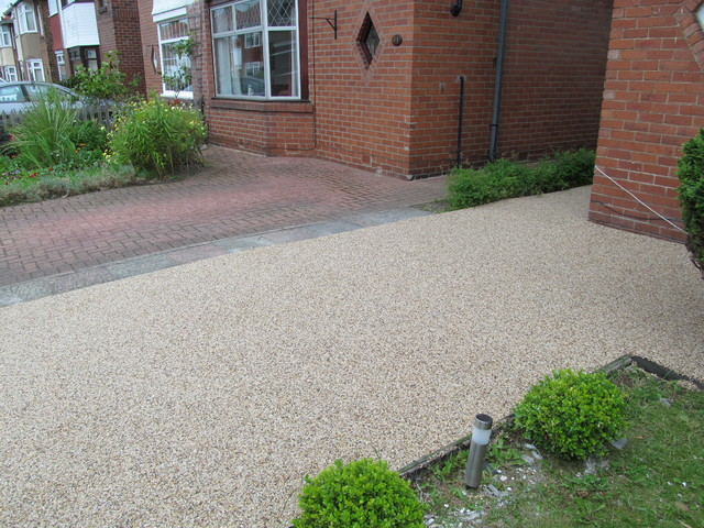 Sunderland Resin Bound Driveway Surfacing Installed By
