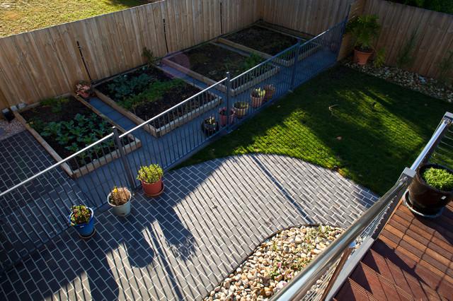 Sunrise drive for Garden design hobart