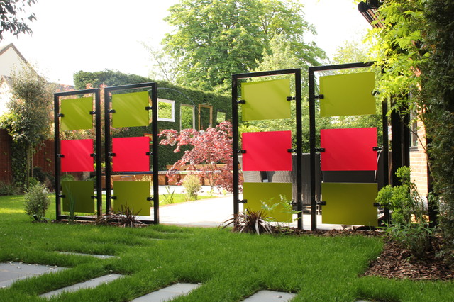 Garden Design With Outdoor Privacy Screen Home Design Ideas, Pictures,  Remodel And Decor With