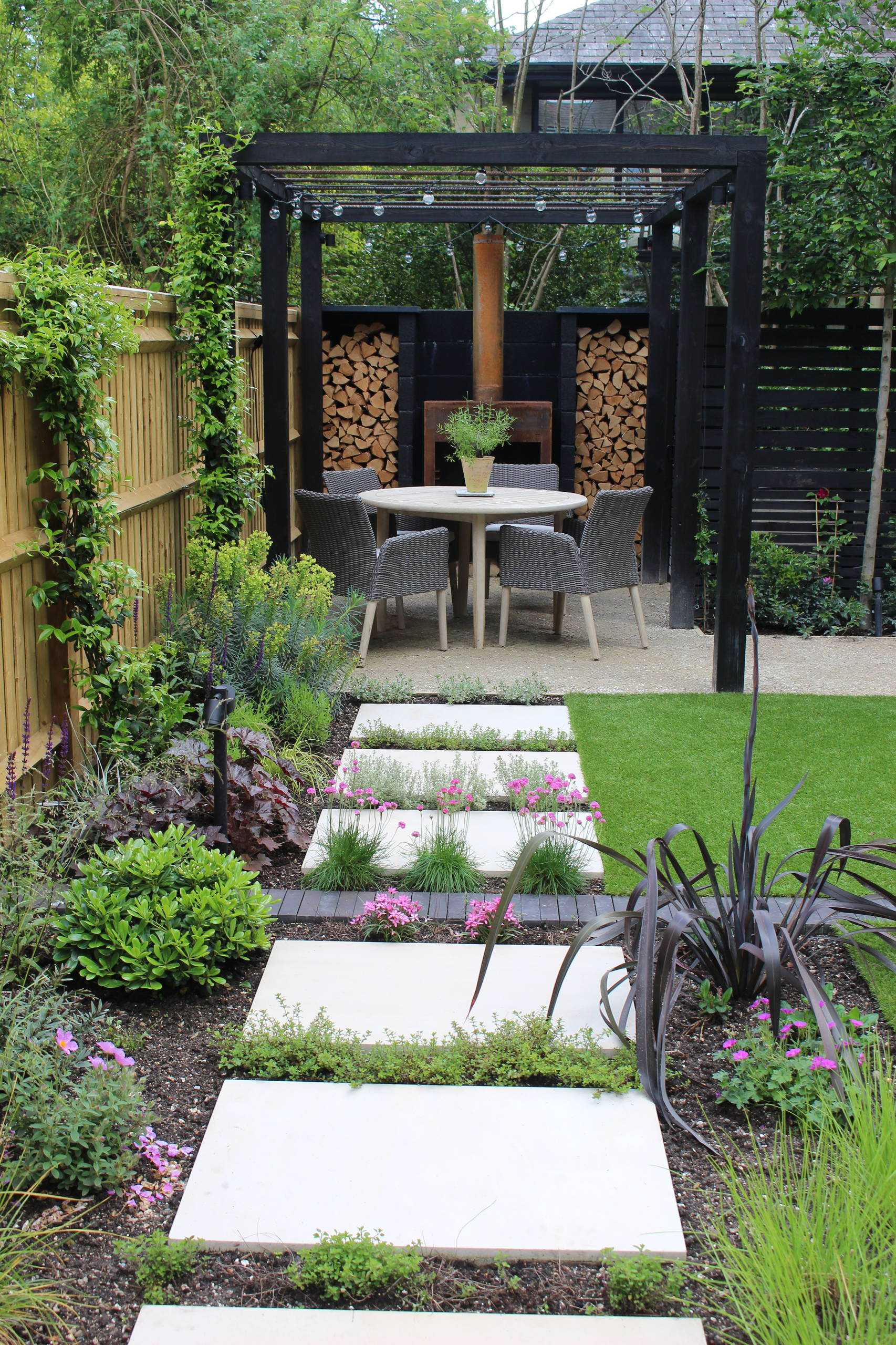 20+ Gärten mit Pergola Ideen & Bilder   September 20   Houzz DE