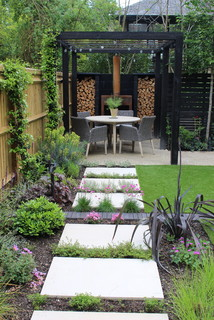 75 Beautiful Small Garden Pictures Ideas March 2021 Houzz Uk