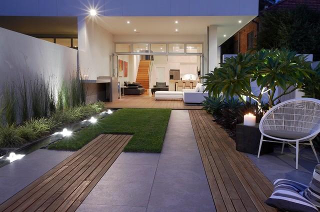 urban movement contemporary garden new garden path ideas - Modern Garden Ideas Australia