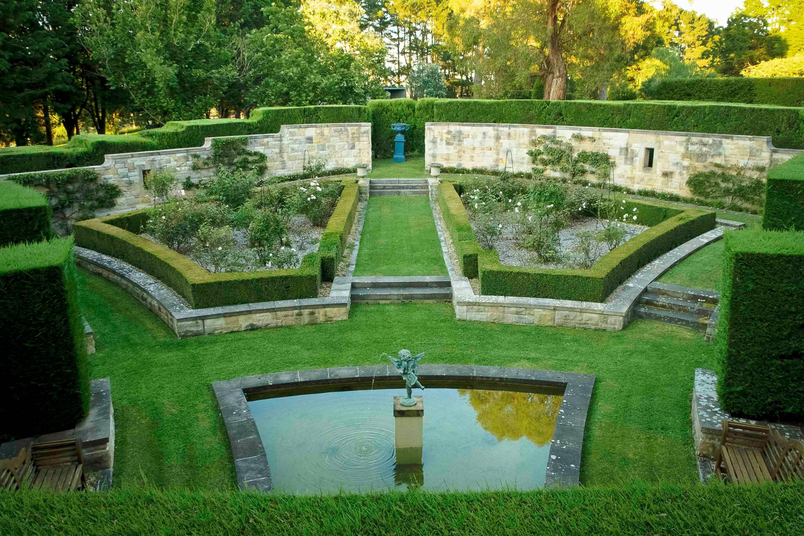 Small Garden Fountain Ideas Houzz