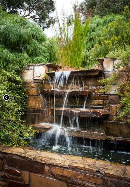 Contemporary Landscape Design Melbourne Benny Sam