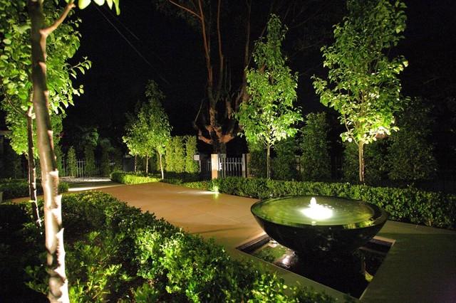 Wiloughby Landscape コンテンポラリー 庭・ランドスケープ シドニー Secret