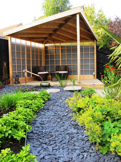 How To Design A Traditional Japanese Garden - The Lovely Plants
