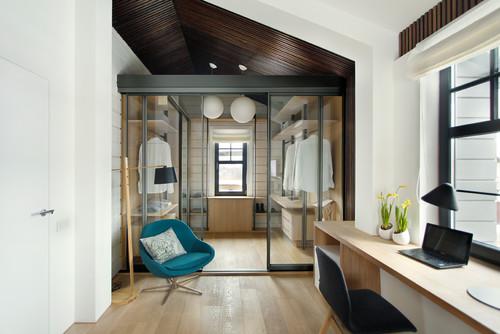 Immagini Di Camere Da Letto Con Cabina Armadio : Come realizzare una cabina armadio adatta a ogni tipo di casa
