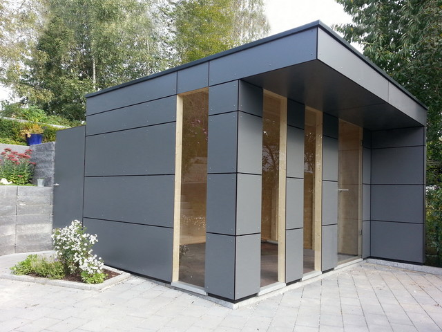 A2 design gartenhaus box for Gartenhaus modern bauen