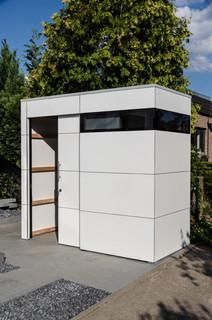 Dormagen gart eins modern gartenhaus m nchen - Fliesen dormagen ...