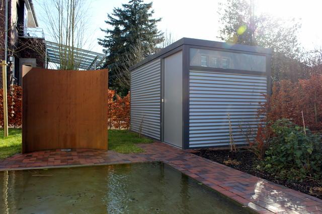 Gartenhaus aus aluminium - Gartenhaus einrichtungstipps ...