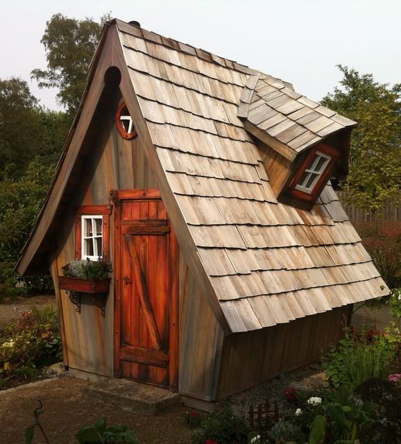 Gartenhaus Lieblingsplatz Im Sp 228 Tsommer Rustic Shed
