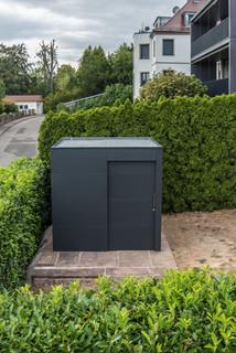 heilbronn gartenhaus gart zwei modern gartenhaus. Black Bedroom Furniture Sets. Home Design Ideas