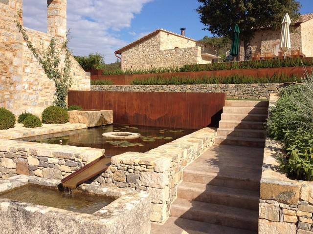Architettura del paesaggio di casa rurale toscana for Architettura di campagna francese