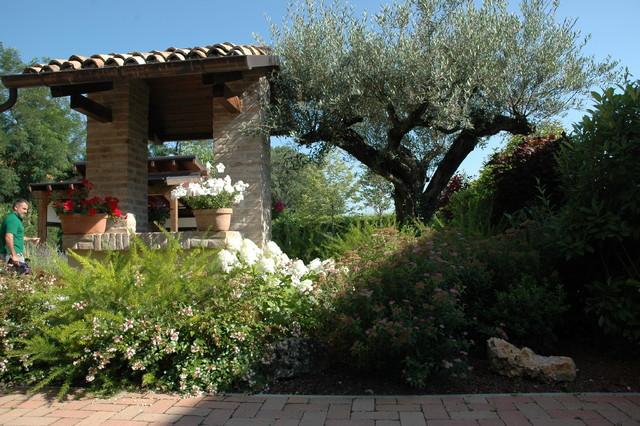Giardini di campagna - Foto di giardini fioriti ...