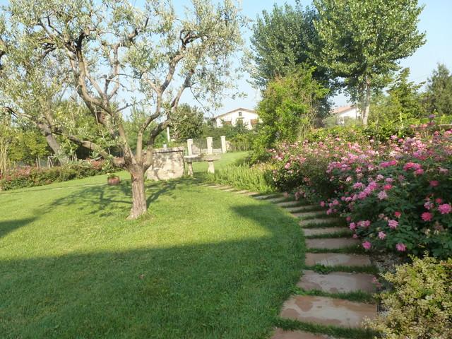 Giardino di campagna country giardino venezia di areaverde