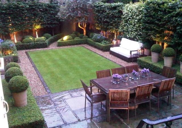 Piccoli giardini in citt for Piccoli progetti di casa gratuiti