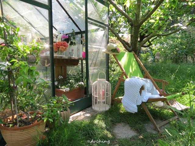 la primavera idee giardino fresco : La Primavera Shabby Chic Alla Finestra Idee Romantiche Per Arredarla ...