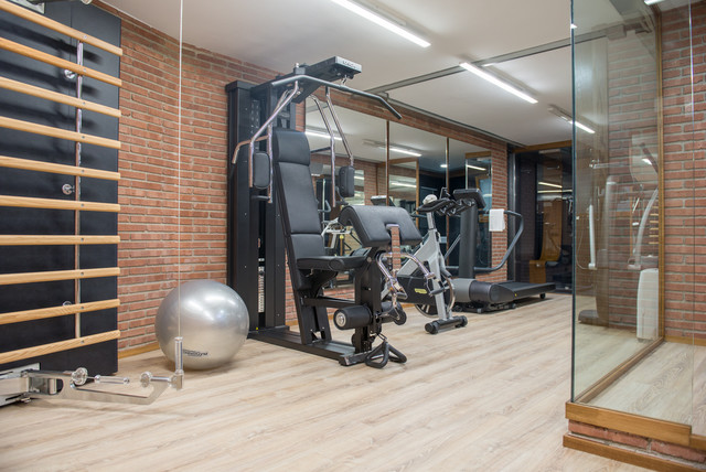 100 dise o industrial home gym barcelona by the - Diseno industrial barcelona ...