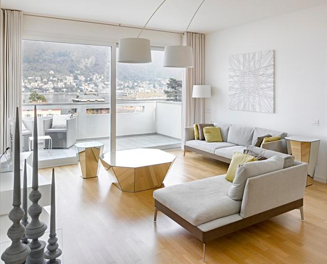 Апартаменты в Комо | Италия moderne-salon