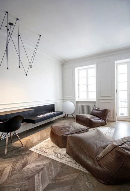 Interior AM nordico-salon