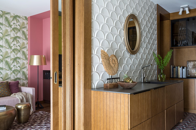 Houzz Tour: Tropical Style by the Baltic Sea