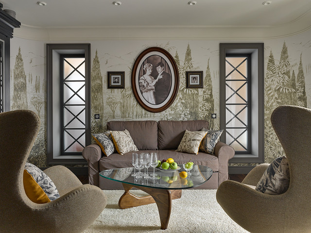 How To Decorate With Brown Black Or