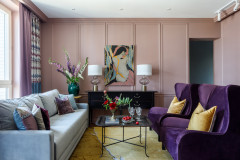 Houzz тур: Квартира в современном английском стиле