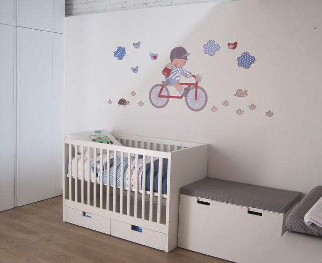 Vinilos personalizados para habitaciones infantiles - Habitaciones infantiles barcelona ...