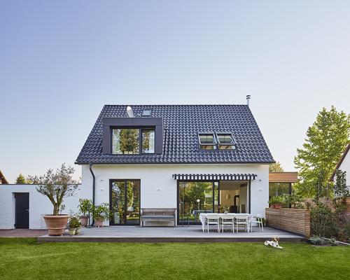 Vorher-Nachher: Ein Siedlungshaus im Rheinland wird modern