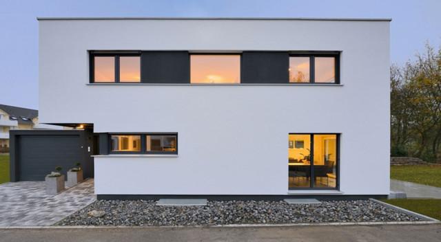 Bauhaus von Außen