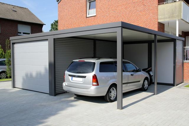 carport aus aluminium. Black Bedroom Furniture Sets. Home Design Ideas
