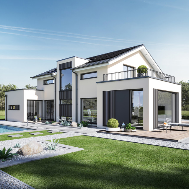 CONCEPT-M 154 Hannover - Contemporary - Exterior - Hanover - by Bien ...