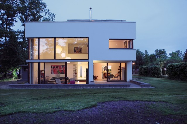 Das VARIOhaus D Modern Haeuser