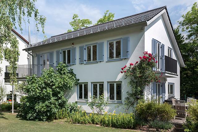 Klassisches Haus in Frankfurt am Main