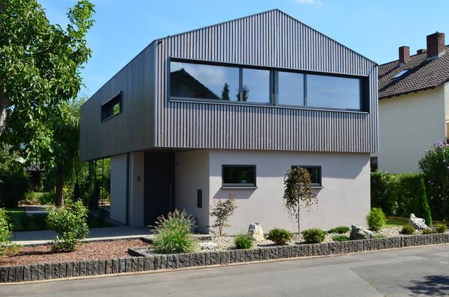 Einfamilienhaus 2015, Kleinwallstadt Modern Haeuser