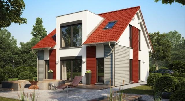 Einfamilienhaus Flachdachgaube - Modern - Häuser - Stuttgart - von ...