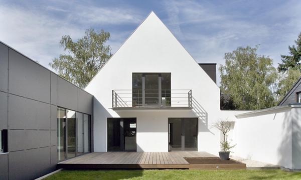 Einfamilienhaus hw k ln modern haus fassade other metro von hpa architektur - Architektur einfamilienhaus modern ...