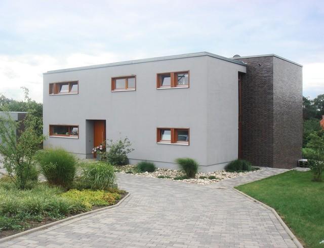 Einfamilienhaus in friesoythe modern h user bremen von architekt maurice fiedler - Architekt bremen einfamilienhaus ...