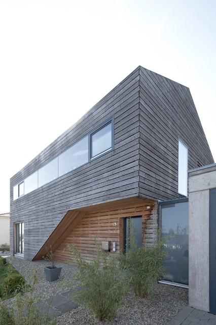 Holzfassaden - Bretter, die die Welt bedeuten!
