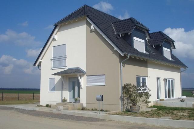 feine fassaden modern h user frankfurt am main von. Black Bedroom Furniture Sets. Home Design Ideas